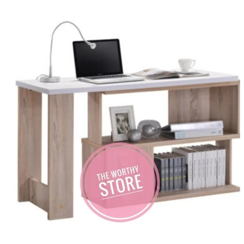 L-Shaped Study Table
