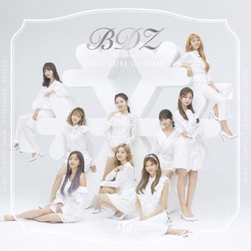 Twice BDZ Repackage album [w/ DVD, Limited Edition]