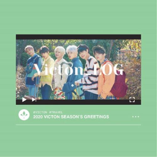 VICTON - 2020 SEASONS GREETINGS