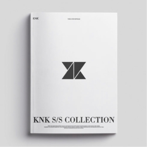 KNK - Single Album Vol.4 [KNK S/S COLLECTION]