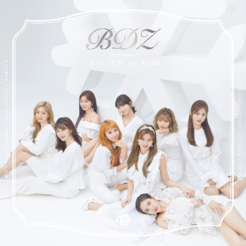 Twice BDZ Repackage album [Regular Edition]