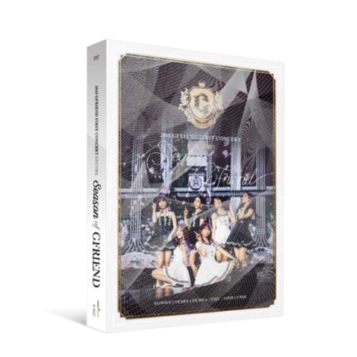 DVD GFRIEND - 2018 GFRIEND FIRST CONCERT Season of GFRIEND ENCORE