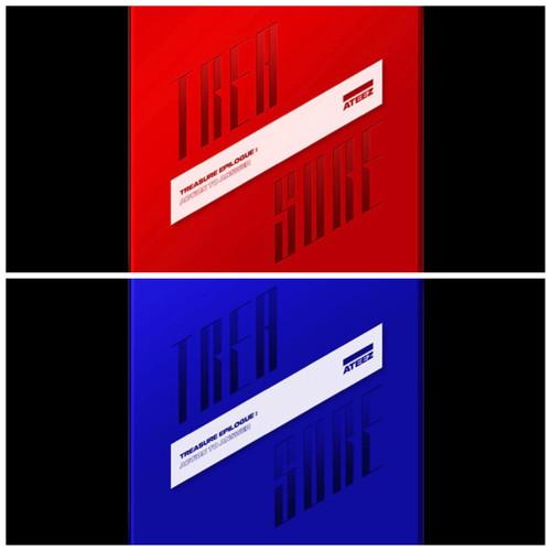 ATEEZ - Album TREASURE EPILOGUE  Action To Answe