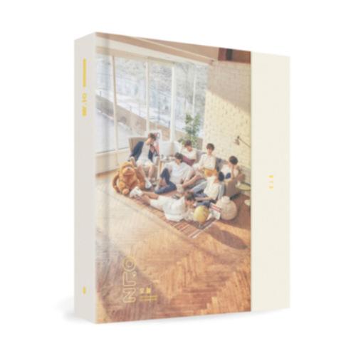 BTS - 2018 BTS EXHIBITION BOOK [오,늘]