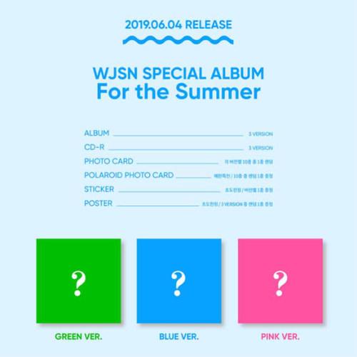 [3CD SET] WJSN (Cosmic Girls) - Summer Special Alb