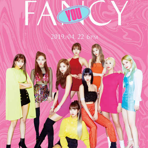 [Set of 3] TWICE - Mini Album Vol.7 [FANCY YOU]
