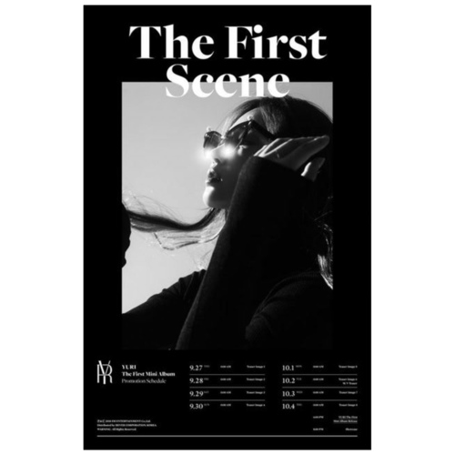 SNSD Yuri - Mini Album Vol.1 [The First Scene]