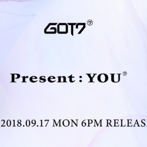 GOT7 - Album Vol.3 [Present : YOU]