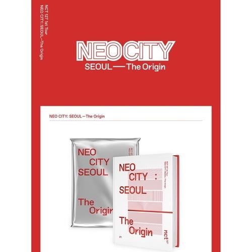 NCT 127 1st Tour NEO CITY  SEOUL  The Origin Photobook & LiveAlbum