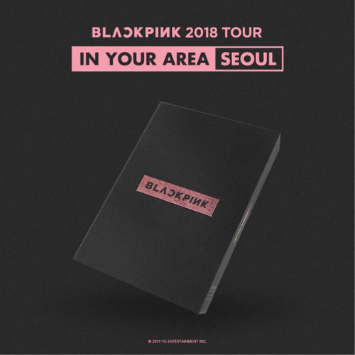 BLACKPINK - BLACKPINK 2018 TOUR [IN YOUR AREA] SEOUL DVD