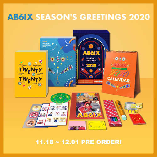 AB6IX - 2020 SEASONS GREETINGS