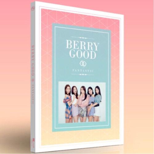 BERRYGOOD - Mini Album Vol.3 [Fantastic]