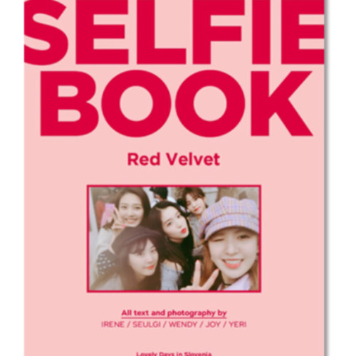 [Photobook] Red Velvet SELFIE BOOK : RED VELVET #2