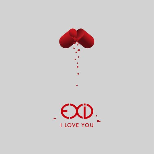 EXID - Single Album [I love you]