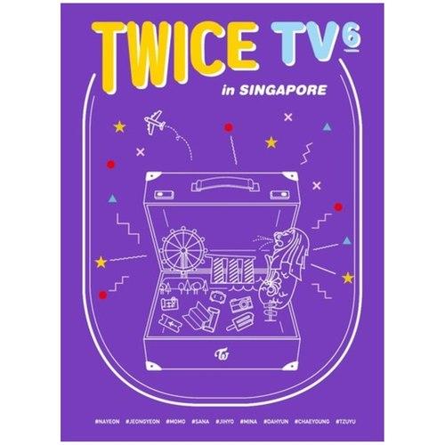 TWICE - TWICE TV6 / TWICE in SINGAPORE