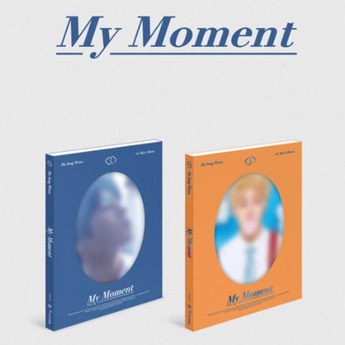 Ha Sung Woon - Mini Album Vol.1 [My Moment]