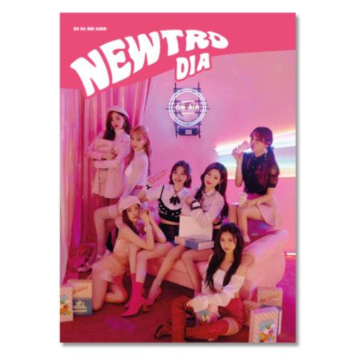 DIA - Mini Album Vol.5 [NEWTRO]