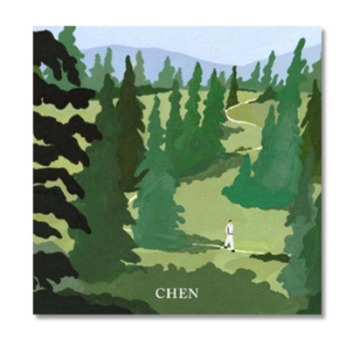 EXO : CHEN - Mini Album Vol.1 [April, and a flower]