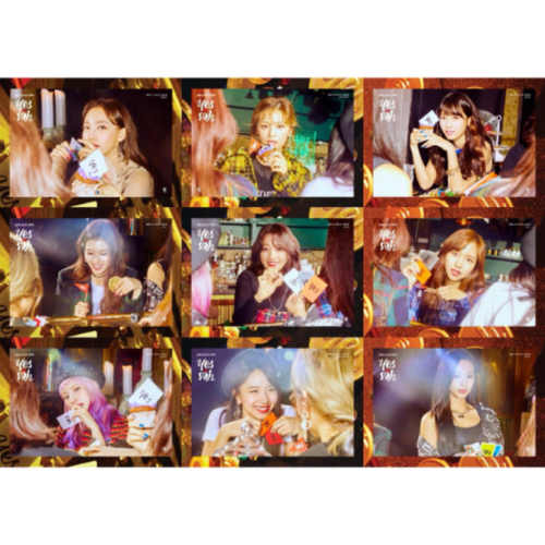 TWICE - Mini Album Vol.6 [YES or YES]