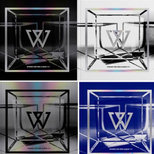 [4CD SET] WINNER - Mini Album Vol.2 [WE]