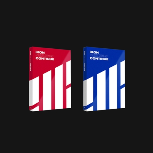 IKON - Mini Album [NEW KIDS : CONTINUE]