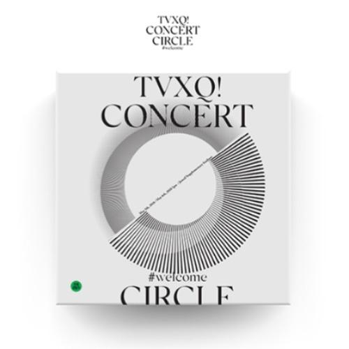 TVXQ! - TVXQ! CONCERT -CIRCLE-