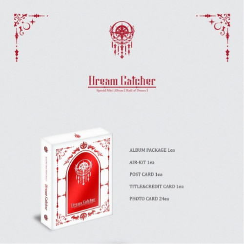 DREAMCATCHER - Kit Audio Special Mini Album [Raid