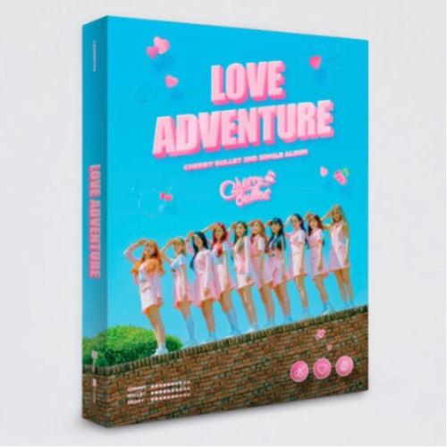 Cherry Bullet - Single Album Vol.2 [LOVE ADVENTURE