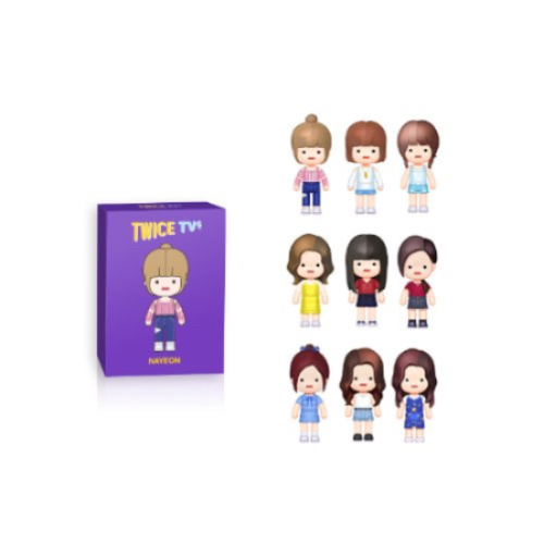 TWICE - [FIGURE] TWICE TV6 BRICK FIGURES