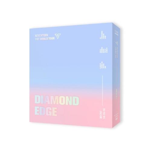 [Inc EMS] 2017 SEVENTEEN 1ST WORLD TOUR (DIAMOND EDGE IN SEOUL) CONCERT DVD
