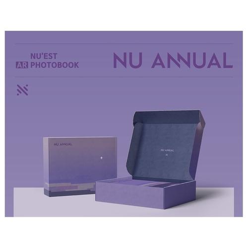 NUEST - NU ANNUAL AR Photobook