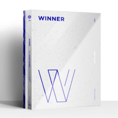 WINNER - WINNER 2018 EVERYWHERE TOUR IN SEOUL DVD