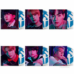 MONSTA X - ALL ABOUT LUV Album Art