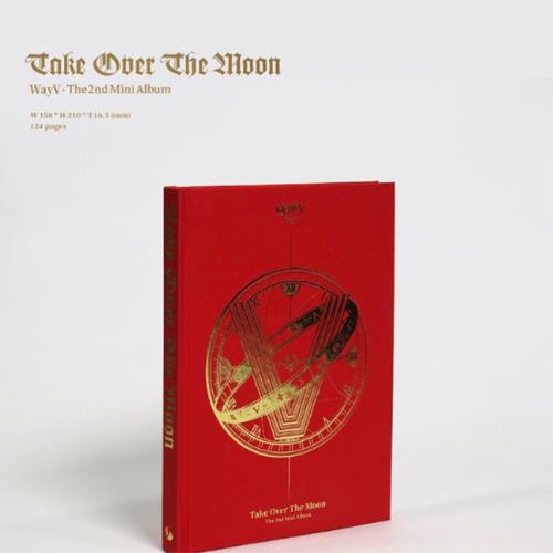WayV - Mini Album Vol.2 Take Over The Moon