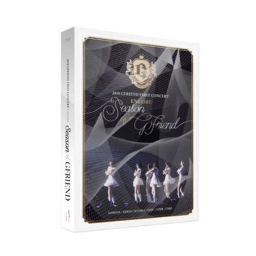 [Blu-Ray] GFRIEND - 2018 GFRIEND FIRST CONCERT [Season of GFRIEND] ENCORE