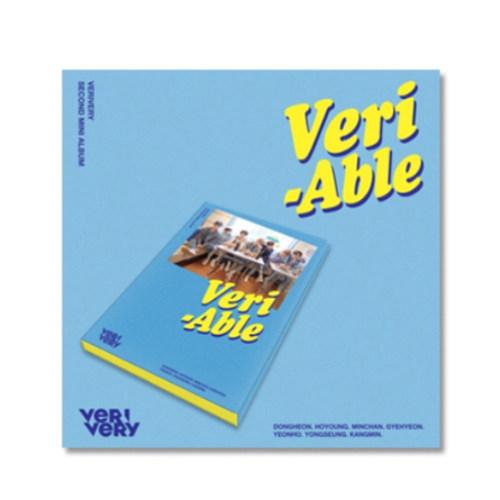 VERIVERY - Mini Album Vol.2 [VERI-ABLE] (Kihno Album)