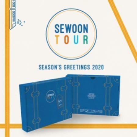 Jeong Se Woon - 2020 SEASONS GREETINGS