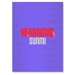 SUNMI - Mini Album [WARNING]