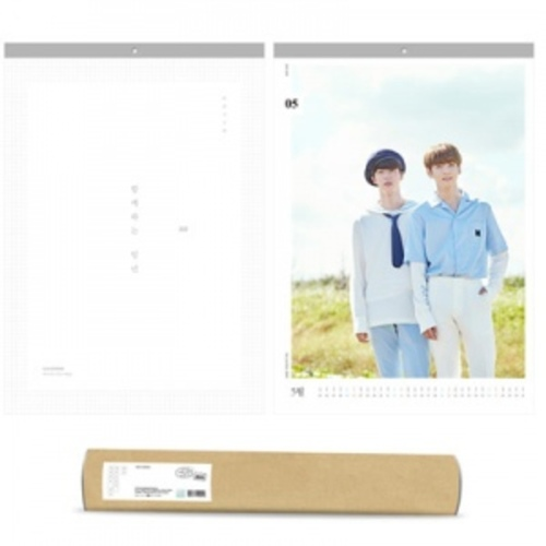 [Instock] BTS 2018 WALL CALENDAR [LIMITED EDITION]