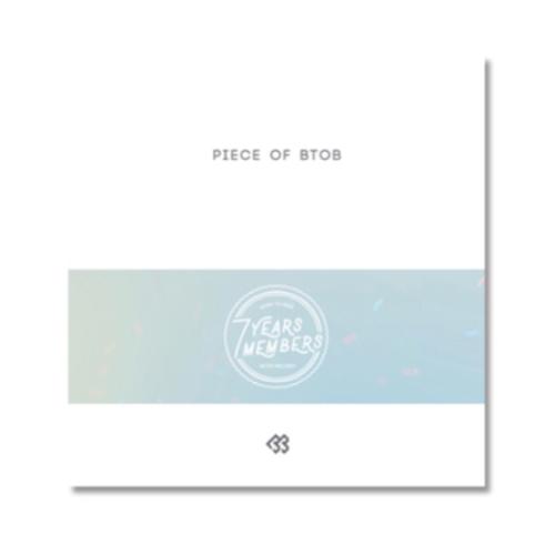 BTOB - Compilation Album [Piece of BTOB]