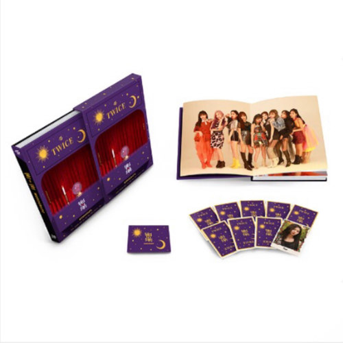 TWICE - TWICE MONOGRAPH YES or YES
