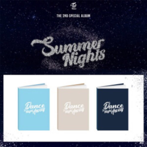 [Set: 3CD Set] TWICE - Special Album Vol.2 [SUMMER NIGHTS]
