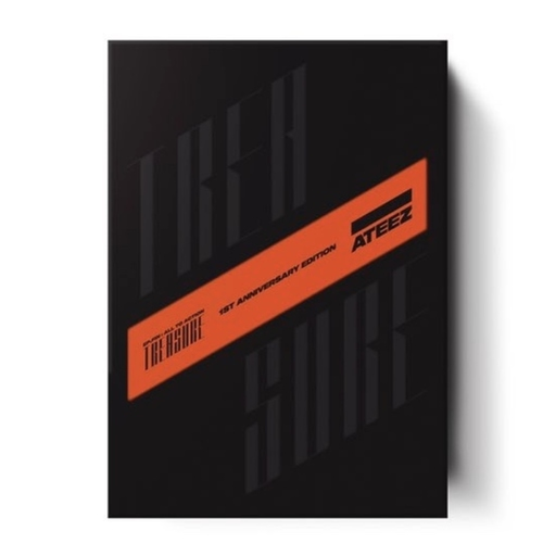 ATEEZ - Album TREASURE EP.FIN  All To Action 1st Anniversary Edition ver. Special Limited Edition