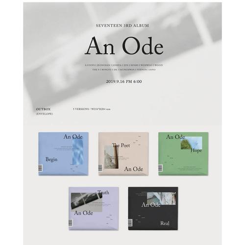 [Set of 5 versions] Seventeen 3RD ALBUM
