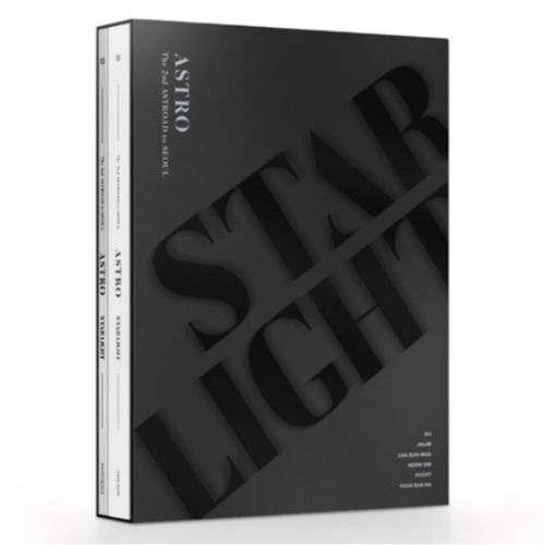 [Blu-Ray] ASTRO - ASTRO The 2nd ASTROAD to Seoul [STAR LIGHT]