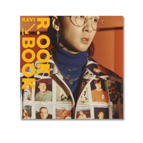 VIXX : Ravi - Mini Album Vol.2 [R.OOK BOOK]