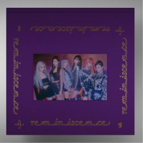 Signed Album EVERGLOW - 1ST MINI ALBUM REMINISC