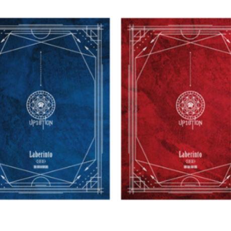 UP10TION - Mini Album Vol.7 [Laberinto]