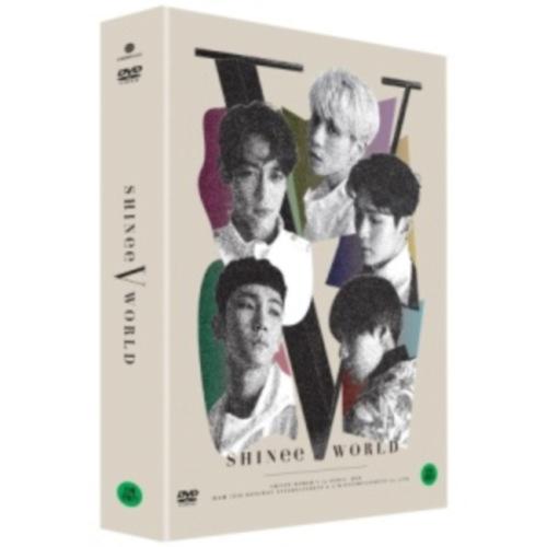 SHINEE - WORLD V IN SEOUL DVD