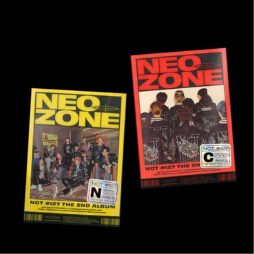 NCT 127 - Album Vol.2 NCT 127 Neo Zone
